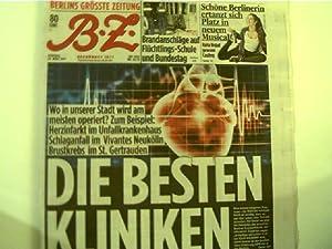 Seller image for Die besten Kliniken Berlins und mehr - BZ, Montag, 24. März 2015, Nr. 82/13, Berlins größte Zeitung for sale by Agroplant GmbH