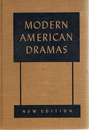 Modern American Dramas: Hatcher Harlan