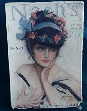 Nash's and Pall Mall Magazine. July 1921. No 339.