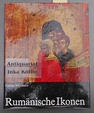 Rumänische Ikonen - [Bildaufnahmen von Radu Braun: Nicolescu, Corina: