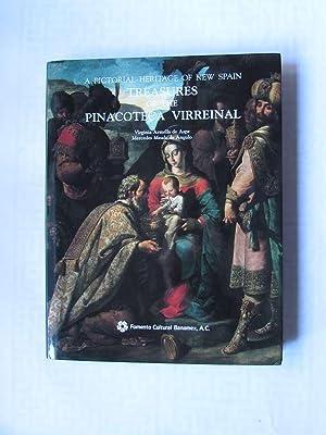 Treasures of the Pinaconteca Virreinal (A Pictorial Heritage of New Spain): Aspe, Virginia Armella ...