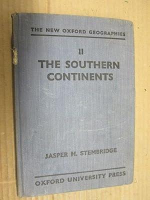The New World Wide Geographies, Second Series: Stembridge, Jasper H