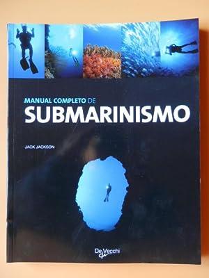 Imagen del vendedor de Manual completo de Submarinismo a la venta por Llibres Detot