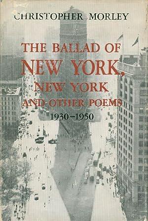 The Ballad of New York, New York: Morley, Christopher