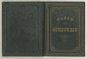Album von Greifswald. Erinnerungs - Blätter.: GREIFSWALD - GEISSLER, R.