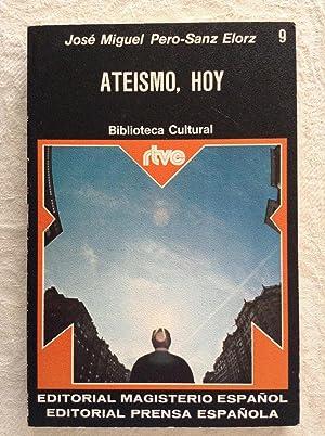 Ateísmo, hoy: José Miguel Pero-Sanz