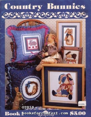 Country Bunnies Book 1: Raindrop Designs