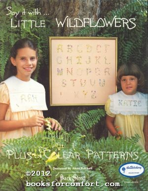 Say it with Little Wildflowers plus Collar: Anne Rochell