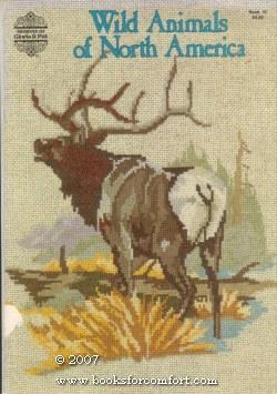 Wild Animals of North America Book 10: Gloria & Pat