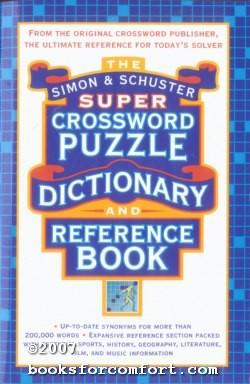 The Simon & Schuster Super Crossword Puzzle: Simon & Schuster