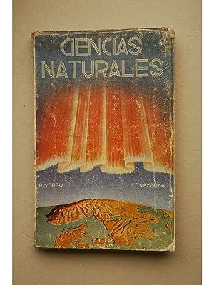 Ciencias naturales. Geología y biología. Séptimo curso: VERDU PAYA, Rafael