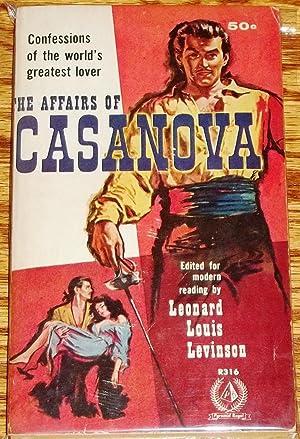 The Affairs of Casanova: Casanova; Edited By: