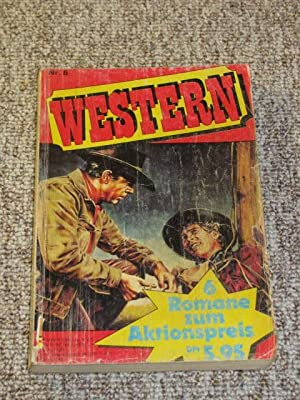 6 Western. Nr. 8,: Berger, Axel, Frank