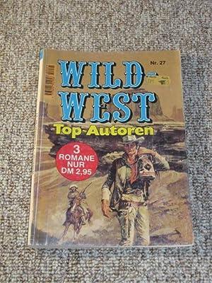 Wildwest - Topautoren Nr. 27,: Berger, Axel, G.