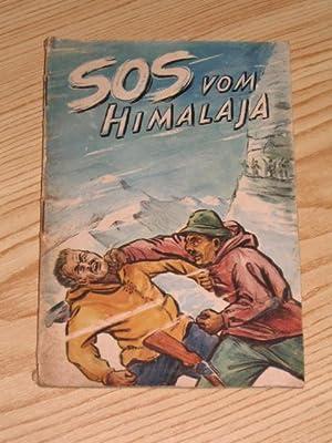 SOS vom Himalaja,: Harvey, William: