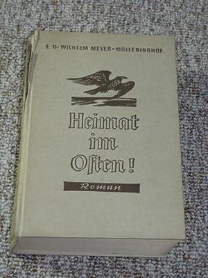 Deutscher Osten Deutsche Heimat Erstausgabe Zvab