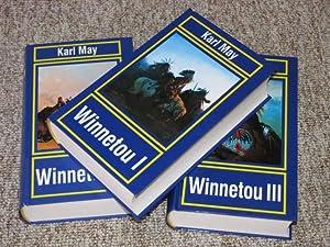 Winnetou I-III (3 Bde.),: May, Karl: