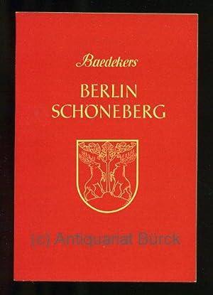 Berlin Schöneberg. Kurzer Führer. Mit 5 Karten: Pomplun, Kurt