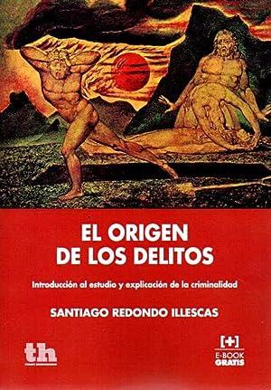 El origen de los delitos: Redondo Illescas, Santiago