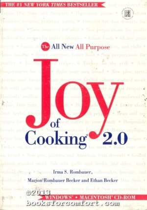 The All New All Purpose Joy of: Irma S Rombauer