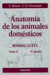 Anatomía de los animales domésticos. Tomo II: Sisson, S. /