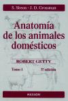 Anatomía de los animales domésticos. Tomo I: Sisson, S. /