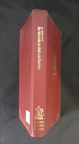 Imagen del vendedor de LA TÉCNICA DEL CICLISMO a la venta por CENTRAL LIBRERA REAL FERROL
