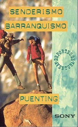 Imagen del vendedor de Senderismo, barranquismo, puenting. a la venta por Libreria da Vinci