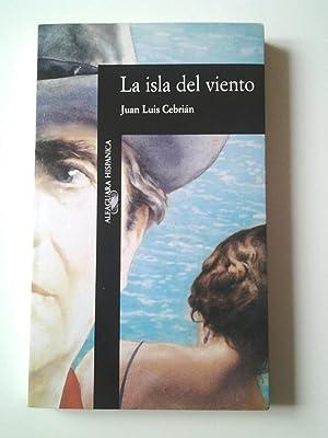 La isla del viento: Juan Luis Cebrián