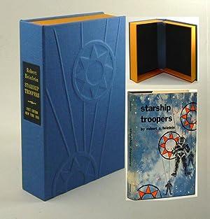 STARSHIP TROOPERS. Custom Clamshell Case Only: Heinlein, Robert