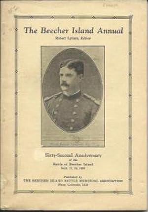 THE BEECHERS ISLAND Annual 1930 - 62nd Anniversary of the Battle of Beecher Island - Sept. 17,18, ...