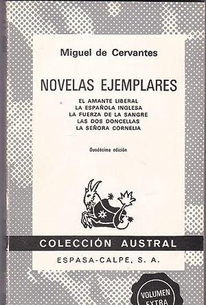 Novelas ejemplares: Cervantes, Miguel de