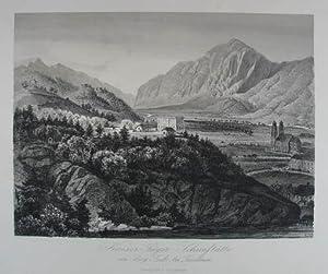 Kaiser Jäger Schiesstätte am Berg Isel bei: Innsbruck