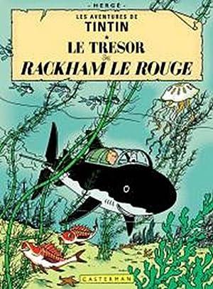 Les Aventures de Tintin. Le trésor de: Herge