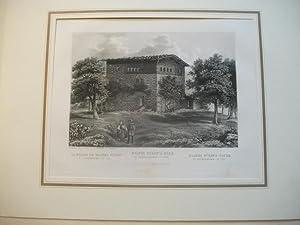 in Attinghausen-Ct. Uri.: Walter Fürst's Haus
