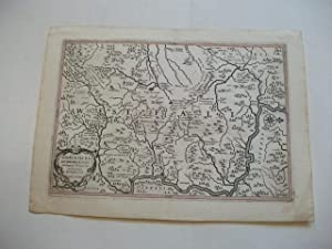 Dioecesis Paderbornensis sub Imperio Francorum et Saxonum descriptio nova.: Paderborn