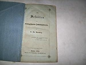 Die Jesuiten des neunzehnten Jahrhunderts.: Rutenberg, Ad.