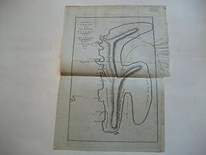 Skizzirte Charte von der Insel Celebres.: Woodard, D. Capt.