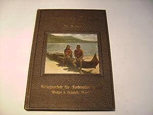 Deutschlands Kolonien in achtzig farbenphotographischen Abbildungen: Scheel, W.