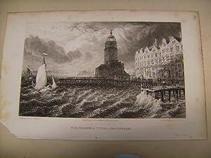 Amsterdam, the Herring Tower.