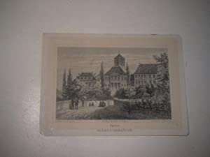 Bayreuth. Harmoniegebäude.