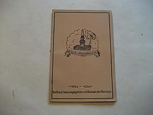 1624-1924. Festbuch.: Gemeinde Renchen (Hg.)