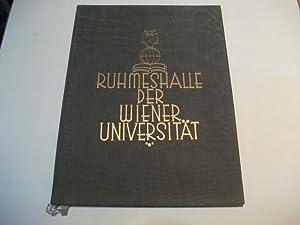 Ruhmeshalle der Wiener Universitär. Geschichte der Wiener Universität.: Meister, Richard