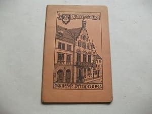 Zum 100-jährigen Jubiläum der Stadtkapelle Wolfach verbunden mit Gau-Musikfest des Kinzigtal-Gaues ...