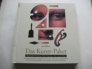 Das Kunst-Packet. Ein Streifzug durch die bildende Kunst mit einleuchtenden Beispielen ...