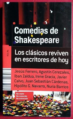 COMEDIAS DE SHAKESPEARE: VV. AA.