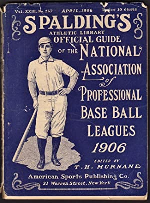Spalding's Athletic Library No. 267 Official Guide: Murnane, T. H.