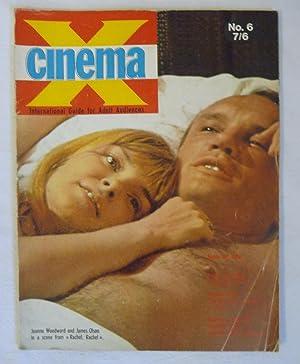 Cinema X. 13 issues from vol. 1: Ed. Gerald Kingsland