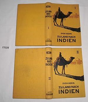 Zu Land nach Indien durch Persien, Seistan,: Sven Hedin