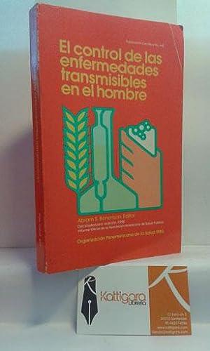 EL CONTROL DE LAS ENFERMEDADES TRANSMISIBLES EN: VV. AA.